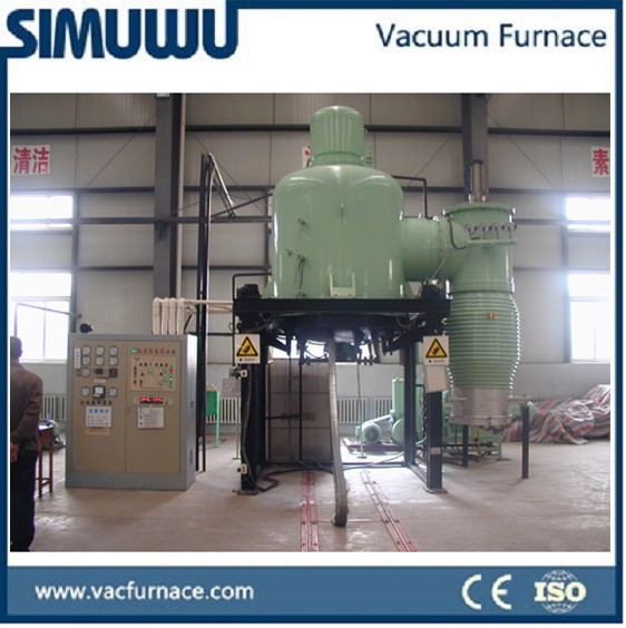 SCR brazing-Selective Catalyst Reduction vacuum heat treatment furnace