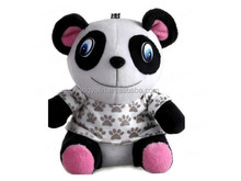High Speed Plush Toy Panda Cell Phone Charger,6000mAh Portable USB Charger Power