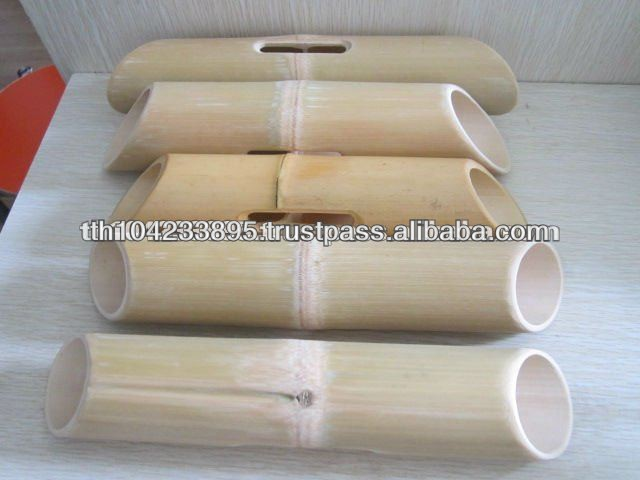 High Quality Bamboo Passive Mini Speaker for Sale