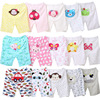 wholesale 5 in 1 cartoon prints baby short pp pants