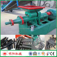10% discount Charcoal Extruder stick briquettes making Machine from gongyi xiaoyi mingyang machinery plant 008615039052280