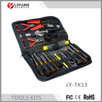 LY-TK13 hand tools set home improvement tool kit