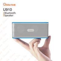 Gsou 2016 professional wireless ipx4 waterproof soundbar subwoofer speaker box