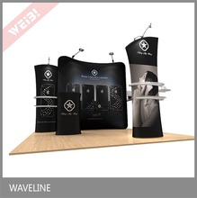 Whoesale Advertising Exhibition Backdrop Portable Exhibition Booth