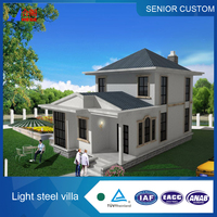 Prefabricated modular homes house prefab home sandwich panel villa