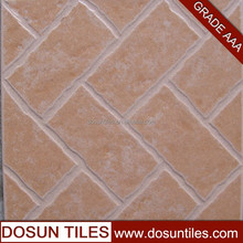 Good quality small rustic 30x30cm ceramic floor tile made in Foshan Dosun