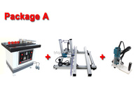 Discount package A Curve straight portable woodworking trimming machine