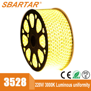 2700k warm white led strip lighting, 3528 smd led specifications, CE-EMC, CE-LVD, RoHS, ErP, PSE