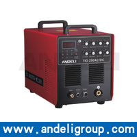 Inverter AC/DC Square Wave Tig Welding Machine (MOSFET Type) Inversion arc welder welding machine