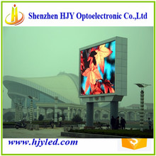 Shenzhen manufacturer p6 price led full colour outdoor display