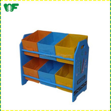 Factory direct sale portable book shelf