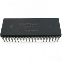 Enhanced Flash Microcontrollers DIP40 Chips PIC16F877A-I/P PIC16F877A