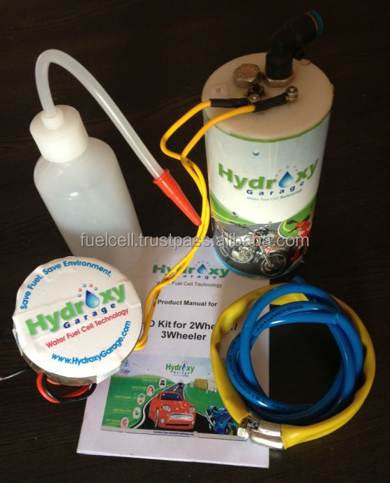 HHO Gas Kit for upto 150cc Engine Scooter