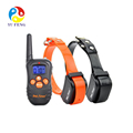 Waterproof Rechargeable Anti No Barking Collar Electric NO Shock Dog Bark Collar