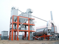 Automatic control asphalt mixing plant LB2000, Road Building Machinery