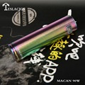 Latest Innovative Products e-cig Starter Kit Tesla Macan 90W vapor blasting equiment from Teslacigs