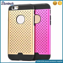 Wholesale 2 in 1 hard plastic and silicone cell phone cover for MOTO E E2 G G2 G3 X X+ case
