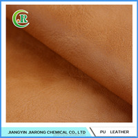 Factory Price Eco PU Furniture Leather for Sale