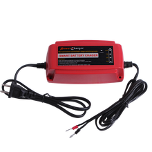 Sealed Lead Acid IP65 battery charger 12V 24V 36V is charging SLA/GEL/AGM/VRLA batteries