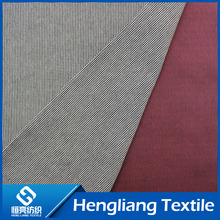 Knitted denim fabric elastic comfort breathable denim fabric thousands of birds grid (black and white jacquard)