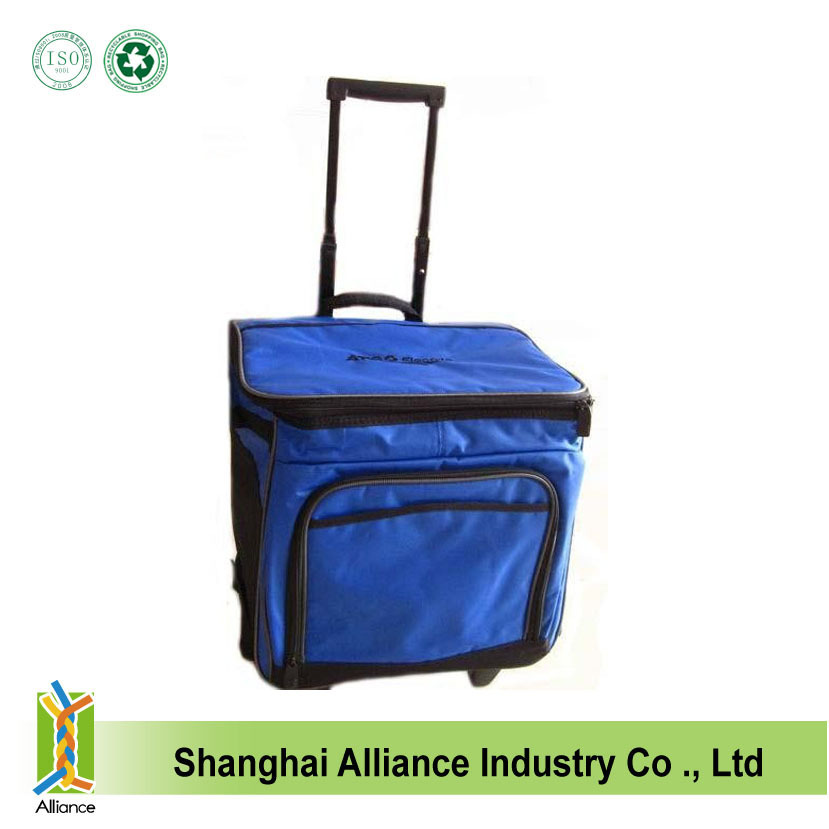 US Market 48 Can Trolley Cooler Bag For Freeze Food Or Beer