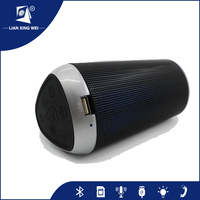 Top quality bluetooth music speaker mini wireless audio player with USB port,Fm radio,TF card support