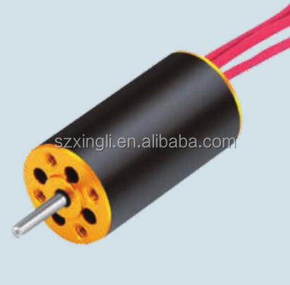 12v fast speed 1000kv brushless motor emp brushless motor for electric beauty device