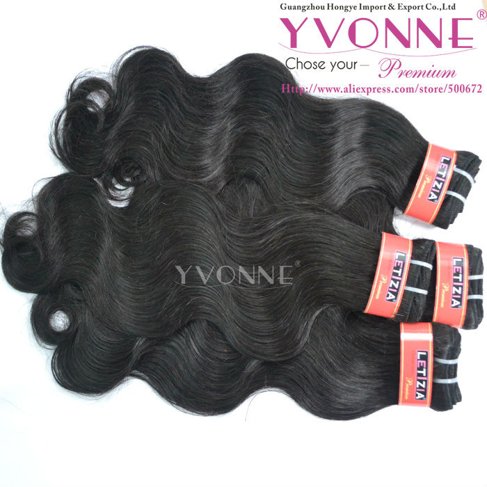 Body Wave Indian 100% Virgin Remy Grade AAAA Human Weft Hair