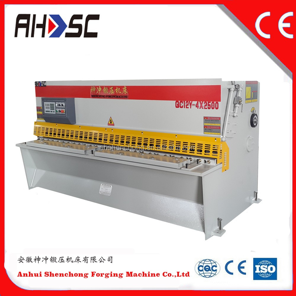 machine aluminum