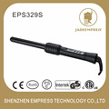 Professional household use ceramic hair curling wand with fast PTC heater EPS339S