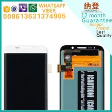 for samsung galaxy S7 edge lcd display with touch digitizer front panel assembly combo