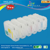 refillable ink cartridge for hp 72 for HP T610/620/770/1100/1120/1200