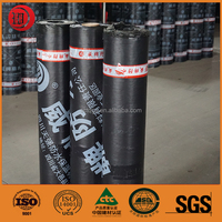 Modified Bitumen Polymer Self Adhesive Waterproof Membrane for Road Construction