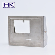 High quality metal distribution box steel aluminium extrusion enclosure
