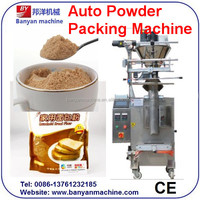 Shanghai manufacturers Automatic Vertical Form Fill Seal Powder Packing Machine