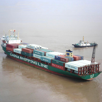 High efficiency international logistics delivery door to door cheap rates sea freight shipping from China to iran