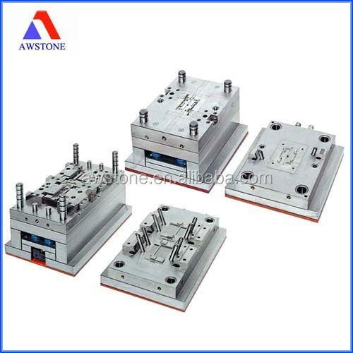 Plastic molds & injection for handle products