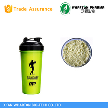 100% Natural Raw whey protein powder