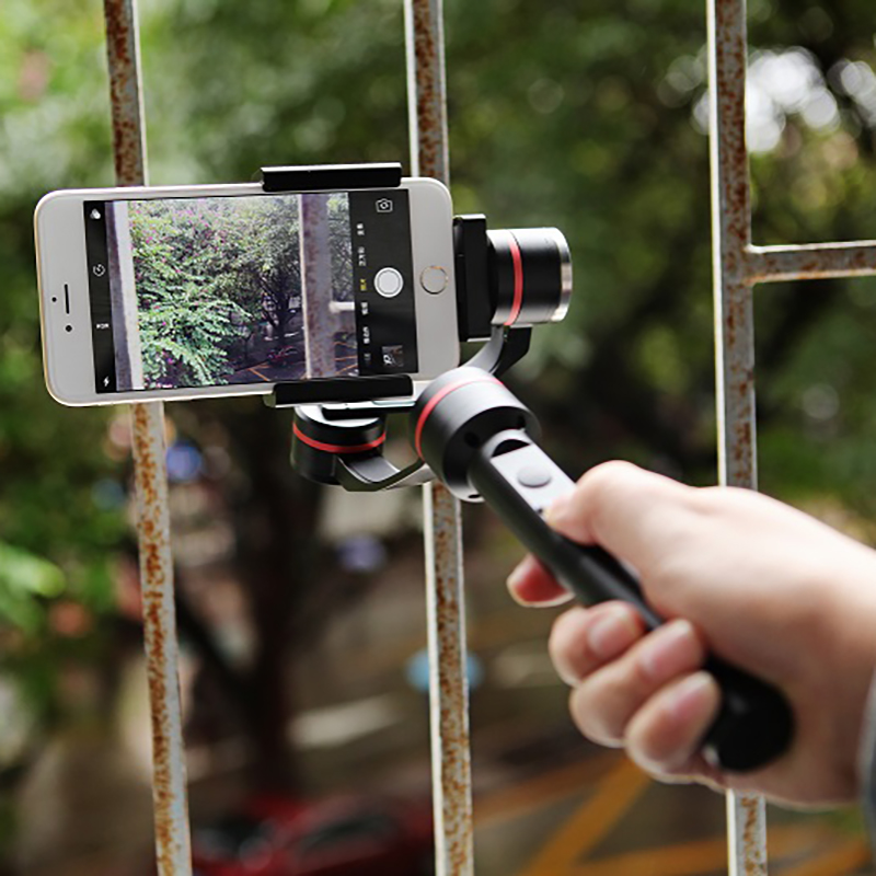 New product smartphone handheld 3 axis gimbal stabilizer dslr