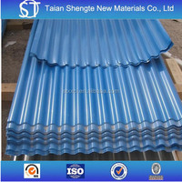 2017 New Product Roofing Sheet/wholesale corrugated metal roofing sheet