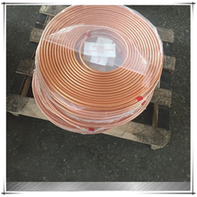 COIL small hole copper brass electrode tube/pipe for drilling machine
