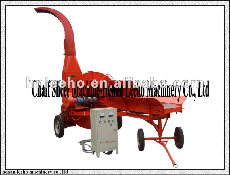 Agricultural Silage Chaff Slicer Machine 0086 15333820631