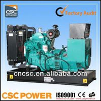5% Off !! CSCPower with cummins engine 100kva Diesel Generator 6BT 5.9 5.9L