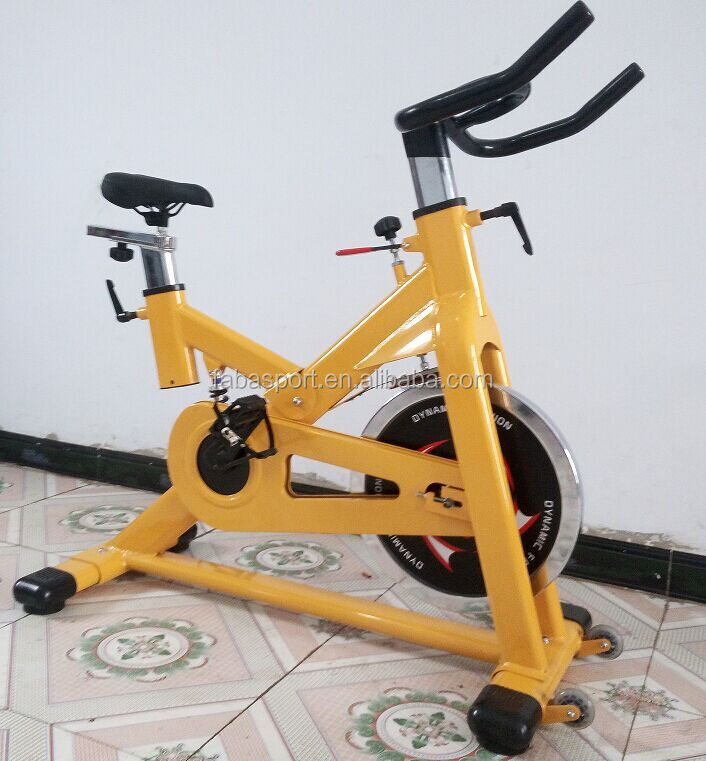 commercial spin bike/ gym master spinning bike
