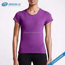 running shirt for girls,short sleeve running shirts,high quality running jersey