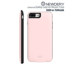 best quality Power Banks for iphone 7 plus portable phone charger case for apple 7 plus 5200mah