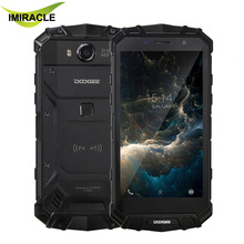 DOOGEE S60 IP68 Waterpoof Dustproof Mobile phone 5.2inch FHD Helio P25 Octa Core Wireless Charger Cell Phone