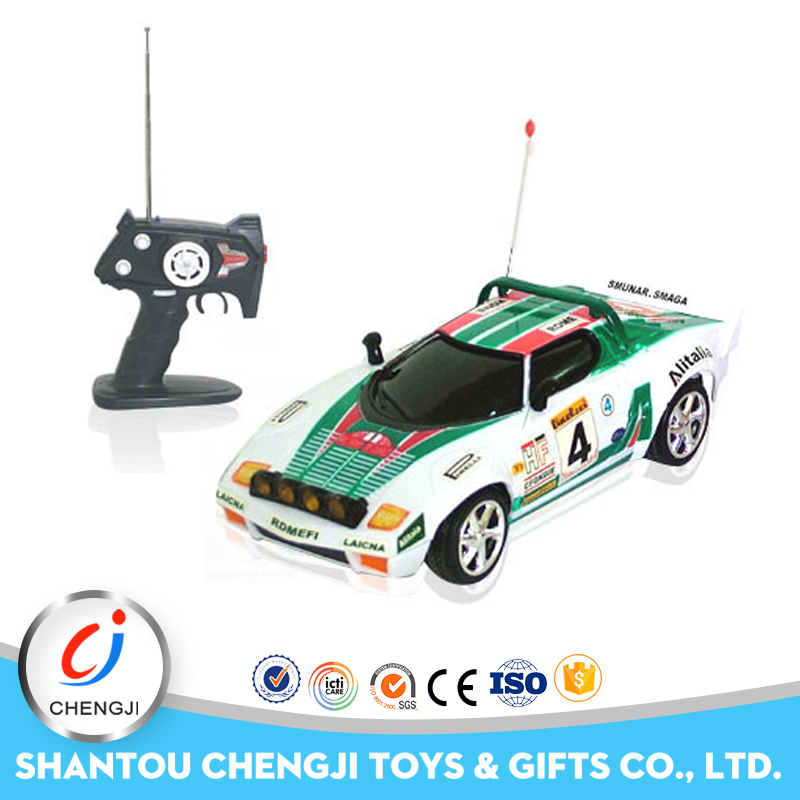 New design Hobbies 4 Wheel Drive Cheap 2.4 Ghz toy rc car gasoline for sale