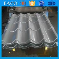 China supplier price of corrugated pvc roof sheet corrugated plastic roofing sheets with low price