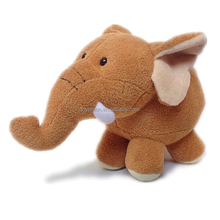 Plush baby little elephant plush toy animals new product 2015,minion plush toy